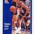1991-92 Fleer Basketball #106 Bimbo Coles - Miami Heat