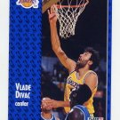 1991-92 Fleer Basketball #097 Vlade Divac - Los Angeles Lakers