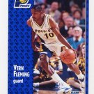1991-92 Fleer Basketball #081 Vern Fleming - Indiana Pacers
