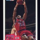 1993-94 Fleer Basketball #392 Mitchell Butler RC - Washington Bullets