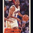 1993-94 Fleer Basketball #265 Gerald Madkins RC - Cleveland Cavaliers