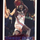 1994-95 Fleer Basketball #105 Dominique Wilkins - Los Angeles Clippers