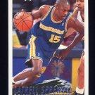 1994-95 Fleer Basketball #077 Latrell Sprewell - Golden State Warriors