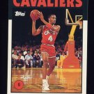 1992-93 Topps Archives Basketball #081 Ron Harper - Los Angeles Clippers