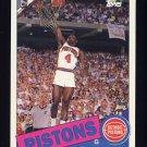 1992-93 Topps Archives Basketball #063 Joe Dumars - Detroit Pistons