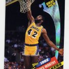 1992-93 Topps Archives Basketball #002 James Worthy - Los Angeles Lakers