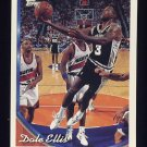 1993-94 Topps Basketball #135 Dale Ellis - San Antonio Spurs