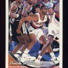 1993-94 Topps Basketball #126 Buck Williams - Portland Trail Blazers