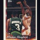 1993-94 Topps Basketball #125 Mookie Blaylock - Atlanta Hawks