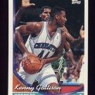 1993-94 Topps Basketball #109 Kenny Gattison - Charlotte Hornets