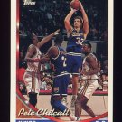 1993-94 Topps Basketball #033 Pete Chilcutt - Sacramento Kings