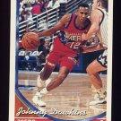 1993-94 Topps Basketball #022 Johnny Dawkins - Philadelphia 76ers