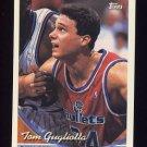 1993-94 Topps Basketball #012 Tom Gugliotta - Washington Bullets