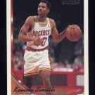 1993-94 Topps Gold Basketball #382G Kenny Smith - Houston Rockets