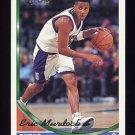 1993-94 Topps Gold Basketball #379G Eric Murdock - Milwaukee Bucks