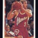 1993-94 Topps Gold Basketball #352G Craig Ehlo - Atlanta Hawks