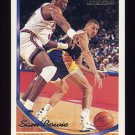 1993-94 Topps Gold Basketball #318G Sam Bowie - Los Angeles Lakers