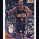 1993-94 Topps Gold Basketball #315G Darnell Mee RC - Denver Nuggets