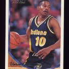 1993-94 Topps Gold Basketball #293G Vern Fleming - Indiana Pacers