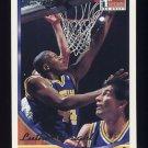 1993-94 Topps Gold Basketball #244G Luther Wright - Utah Jazz