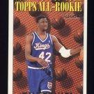 1993-94 Topps Gold Basketball #154G Walt Williams - Sacramento Kings