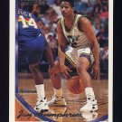 1993-94 Topps Gold Basketball #122G Jay Humphries - Utah Jazz