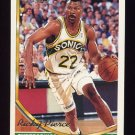 1993-94 Topps Gold Basketball #093G Ricky Pierce - Seattle Supersonics