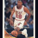 1993-94 Topps Gold Basketball #044G Brian Shaw - Miami Heat