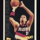 1994-95 Topps Basketball #201 Tracy Murray - Portland Trail Blazers