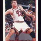 1994-95 Topps Basketball #182 Luc Longley - Chicago Bulls