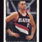 1994-95 Topps Basketball #147 Tracy Murray - Portland Trail Blazers
