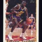 1994-95 Topps Basketball #142 Tyrone Corbin - Utah Jazz