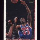 1994-95 Topps Basketball #043 Armon Gilliam - New Jersey Nets