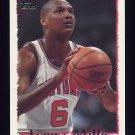 1994-95 Topps Basketball #038 Terry Mills - Detroit Pistons