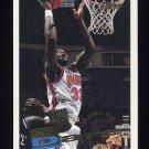 1995-96 Topps Basketball #253 Yinka Dare - New Jersey Nets
