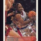 1996-97 Topps Basketball #218 Mario Elie - Houston Rockets
