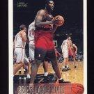 1996-97 Topps Basketball #205 Priest Lauderdale RC - Atlanta Hawks