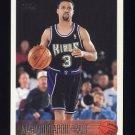 1996-97 Topps Basketball #193 Mahmoud Abdul-Rauf - Sacramento Kings