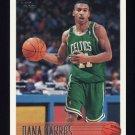 1996-97 Topps Basketball #159 Dana Barros - Boston Celtics
