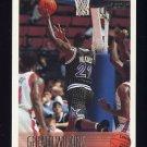 1996-97 Topps Basketball #118 Gerald Wilkins - Orlando Magic