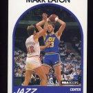 1989-90 Hoops Basketball #155 Mark Eaton - Utah Jazz