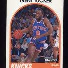 1989-90 Hoops Basketball #087 Trent Tucker - New York Knicks