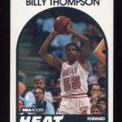 1989-90 Hoops Basketball #059 Billy Thompson - Miami Heat