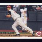 2002 Fleer Triple Crown Baseball #195 Adam Dunn - Cincinnati Reds