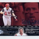 2002 UD Piece Of History Baseball #088 Sean Casey - Cincinnati Reds