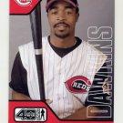 2002 Upper Deck 40-Man Baseball #0968 Gookie Dawkins - Cincinnati Reds