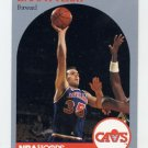 1990-91 Hoops Basketball #406B Danny Ferry - Cleveland Cavaliers