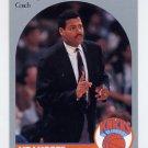 1990-91 Hoops Basketball #322 Stu Jackson CO - New York Knicks