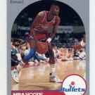 1990-91 Hoops Basketball #297 Harvey Grant - Washington Bullets