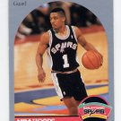 1990-91 Hoops Basketball #271 Rod Strickland - San Antonio Spurs